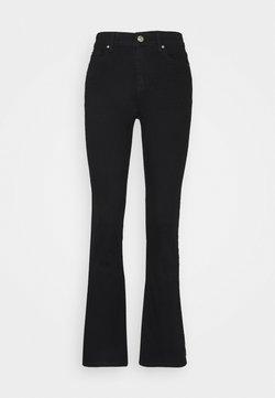Marks & Spencer London - EVA - Jeans bootcut - black