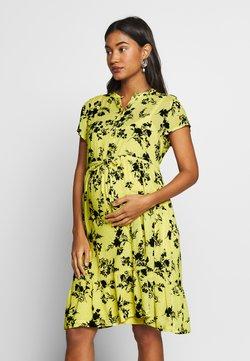 Queen Mum - DRESS NURS BANGKOK - Freizeitkleid - sunshine