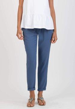 ATTESA - ELISA - Pantalones deportivos - denim
