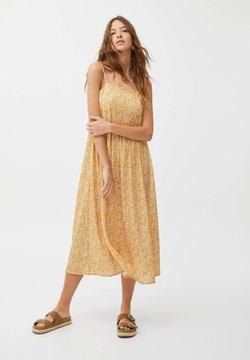 PULL&BEAR - Vapaa-ajan mekko - mottled beige