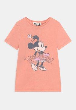 Cotton On - MINI LICENSE SHORT SLEEVE DISNEY TEE - T-shirt con stampa - musk melon