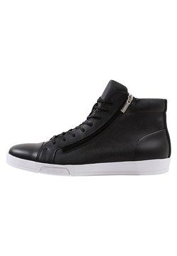 Calvin Klein - BERKE - Sneakers hoog - black