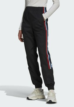 adidas Originals - ADICOLOR TRICOLOR PRIMEBLUE TRACKSUIT BOTTOMS - Jogginghose - black