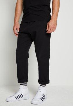 K-SWISS - COURT WINSTON MID - Sneaker high - white/navy