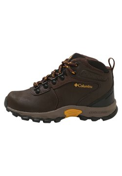 Columbia - NEWTON RIDGE - Outdoorschoenen - cordovan/golden yellow