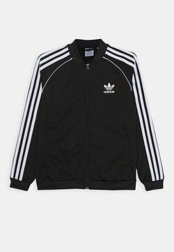 adidas Originals - Kurtka sportowa - black/white