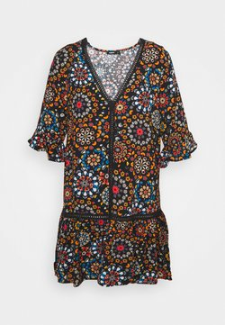 Desigual - TOP_JAVA - Tunic - black