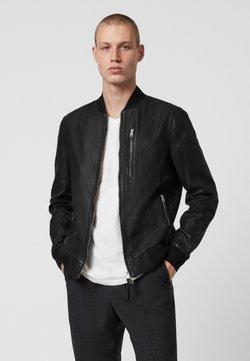 AllSaints - Giacca di pelle - black