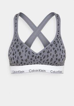 Calvin Klein Underwear - MODERN LIFT BRALETTE - Brassière - grey