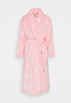 Marks & Spencer London - SHAWL WRAP STAR - Peignoir - light pink mix