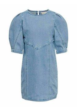 Kids ONLY - Jeanskleid - medium blue denim