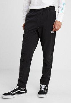 The North Face - TECH PANT - Jogginghose - black/white