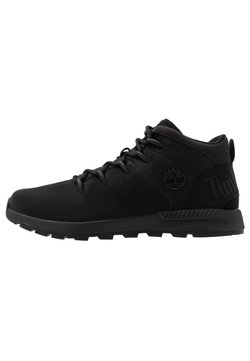 Timberland - SPRINT TREKKER MID - Lace-up ankle boots - black