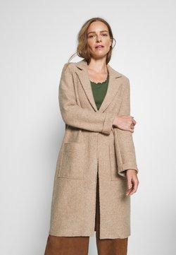 s.Oliver - Classic coat - beige melange
