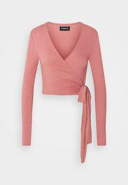 Even&Odd - Pitkähihainen paita - pink