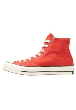 Converse - CHUCK TAYLOR ALL STAR HI ALWAYS ON - Korkeavartiset tennarit - enamel red