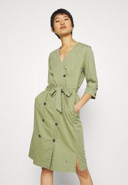 Mos Mosh - VINNIE COLE DRESS - Freizeitkleid - khaki