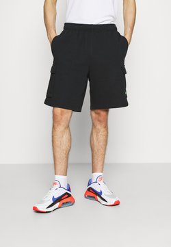 Nike Sportswear - ZIGZAG - Szorty - black