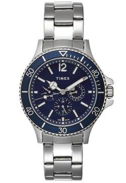 Timex - HARBORSIDE - Montre - silver-coloured/blue