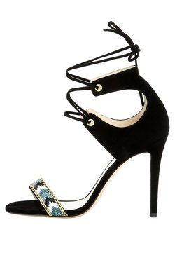 Evita - EVA - Sandales à talons hauts - black