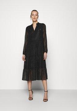 Saint Tropez - CARISZ MAXI DRESS - Cocktailkleid/festliches Kleid - black