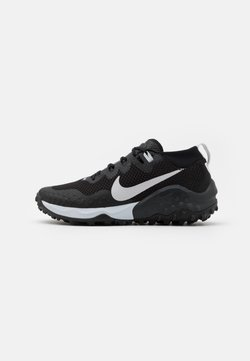 Nike Performance - WILDHORSE 7 - Zapatillas de trail running - black/pure platinum/anthracite