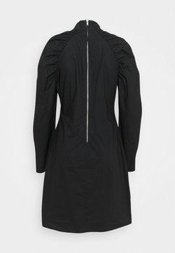 Monki - GIOVANNA DRESS - Shift dress - black
