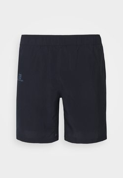 Salomon - AGILE SHORT - Pantalones montañeros cortos - night sky