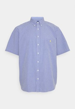 Polo Ralph Lauren Big & Tall - SEERSUCKER - Hemd - blue/white