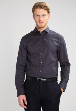 Pier One - Camisa elegante - dark grey
