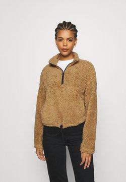 Noisy May - NMLEA - Sweatshirt - light brown