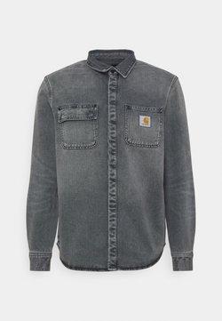 Carhartt WIP - SALINAC SHIRT MAITLAND - Camisa - black light