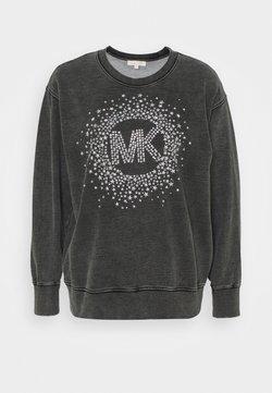MICHAEL Michael Kors - ACID STAR STUD - Collegepaita - black