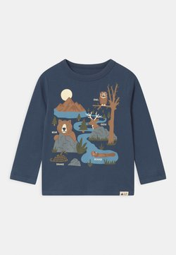 GAP - TODDLER BOY GRAPHIC - Pitkähihainen paita - blue shade