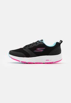 Skechers Performance - GO RUN CONSISTENT - Zapatillas de running neutras - black/multicolor