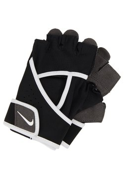 Nike Performance - GYM PREMIUM FITNESS GLOVES - Torghandskar - black/white