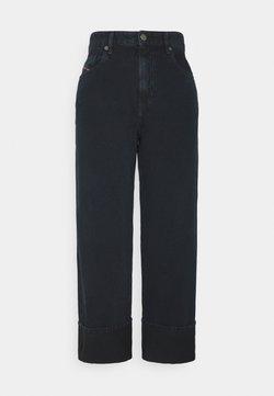 Diesel - D-REGGY - Jeans Relaxed Fit - anthrazit