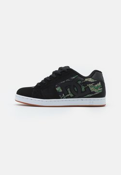 DC Shoes - NET SE - Matalavartiset tennarit - black