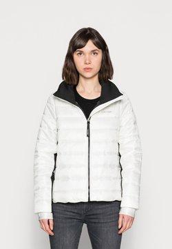 Calvin Klein - SEASONAL SORONA A-LINE JACKET - Winterjacke - white