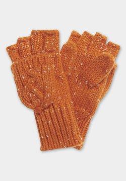 Superdry - GRACIE  - Kurzfingerhandschuh - orange