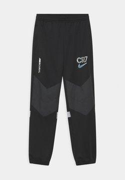 Nike Performance - CR7 DRY PANT - Pantalon de survêtement - black/white/iridescent