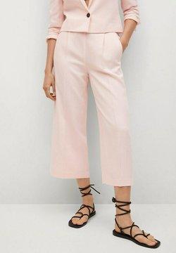 Mango - Pantalones - pastel pink