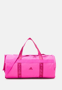 adidas Performance - 4ATHLTS DUFFEL BAG MEDIUM - Sporttasche - screaming pink/screaming pink/wild pink