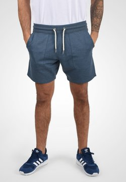 Blend - SWEATSHORTS MULKER - Jogginghose - ensign blu