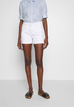 Tommy Hilfiger - ROME - Jeansshort - white