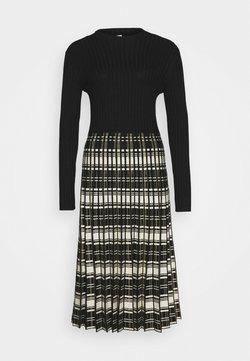 Derhy - DALLAS ROBE - Jumper dress - black