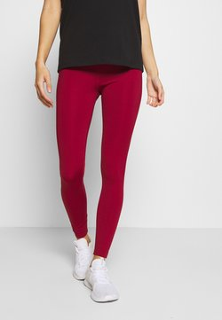 Even&Odd active - Tights - bordeaux
