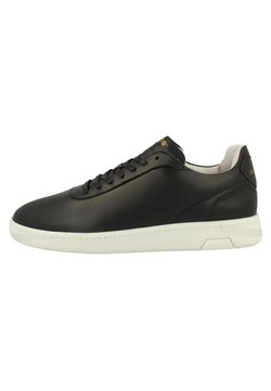 Rehab - ZACK LTHR - Sneakers laag - black