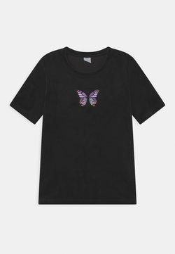 Lindex - VIOLA - T-shirt print - black