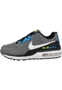 Nike Sportswear - AIR MAX LTD  - Sneakers laag - smoke grey-white-black-laser blue-illusion green
